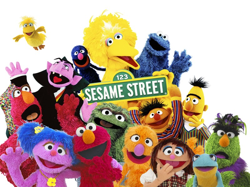 My Submission To Write For SesameStreet